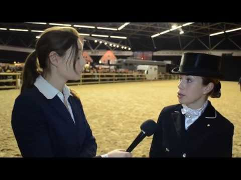 Jumping Amsterdam 2013: Interview Lynne Maas