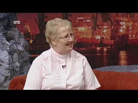 Rev. Kim Hurst live on Primetime TV