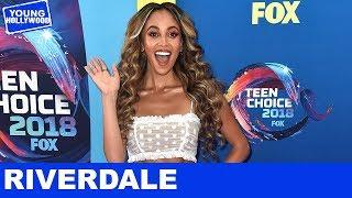 Riverdale's Vanessa Morgan Talks Romance & What's Next For Toni Topaz!