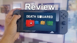 Death Squared Review (Video Game Video Review)