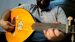 تعلم عزف موسيقى قناة mbc في شهر رمضان على العود للمبتدئين بالتفصيل