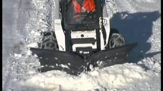 Bobcat Attachments - Snow Removal | Bobcat Equipment