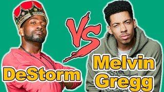 DeStorm Power Vines VS Melvin Gregg Vines | Who Is The Winner?