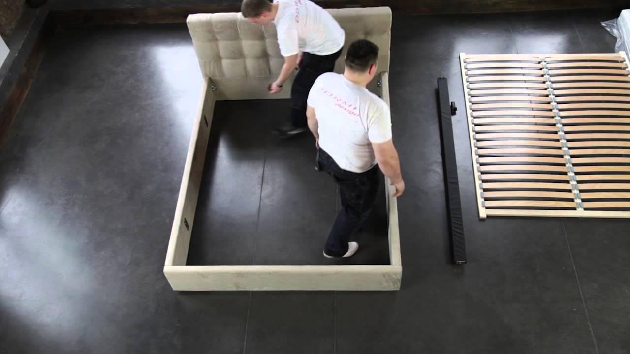 Dormi Design Instrukcja Montażu łóżka Bez Skrzyni