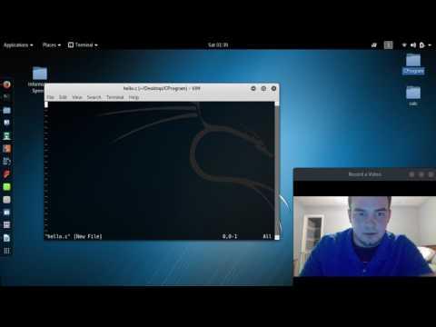 InformativeSpeechFinal - The C Programing Language