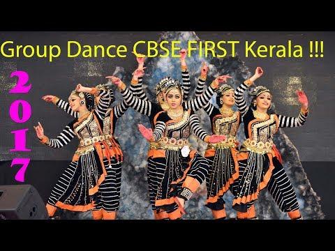 Group Dance First CBSE Kerala 2017|Sabu George  Jobznsabz dance academy Calicut