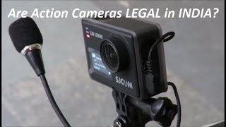 Are Action Cameras LEGAL in INDIA? Explained... GoPro, SJ Cam etc.