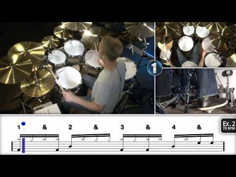 Single Paradiddle Rudiment Applications - Drum Lesson (DRUMEO)
