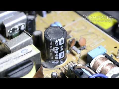 видео: Телевизор amstrad не включается