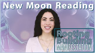 New Moon Reading | Jan. 24 - Feb. 8, 2020 | Sarah Hall ☽♥☾