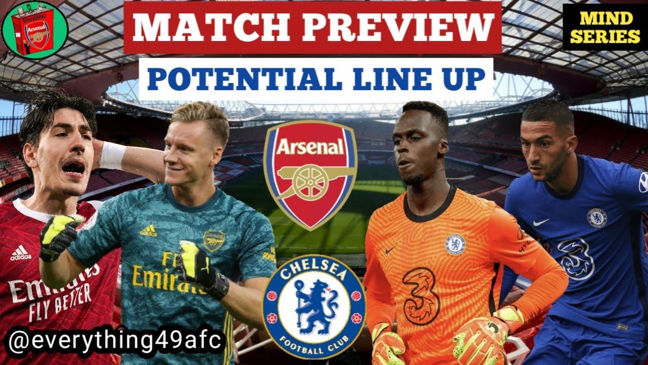Confirmed Teams: Arsenal vs Chelsea   Pre-Season