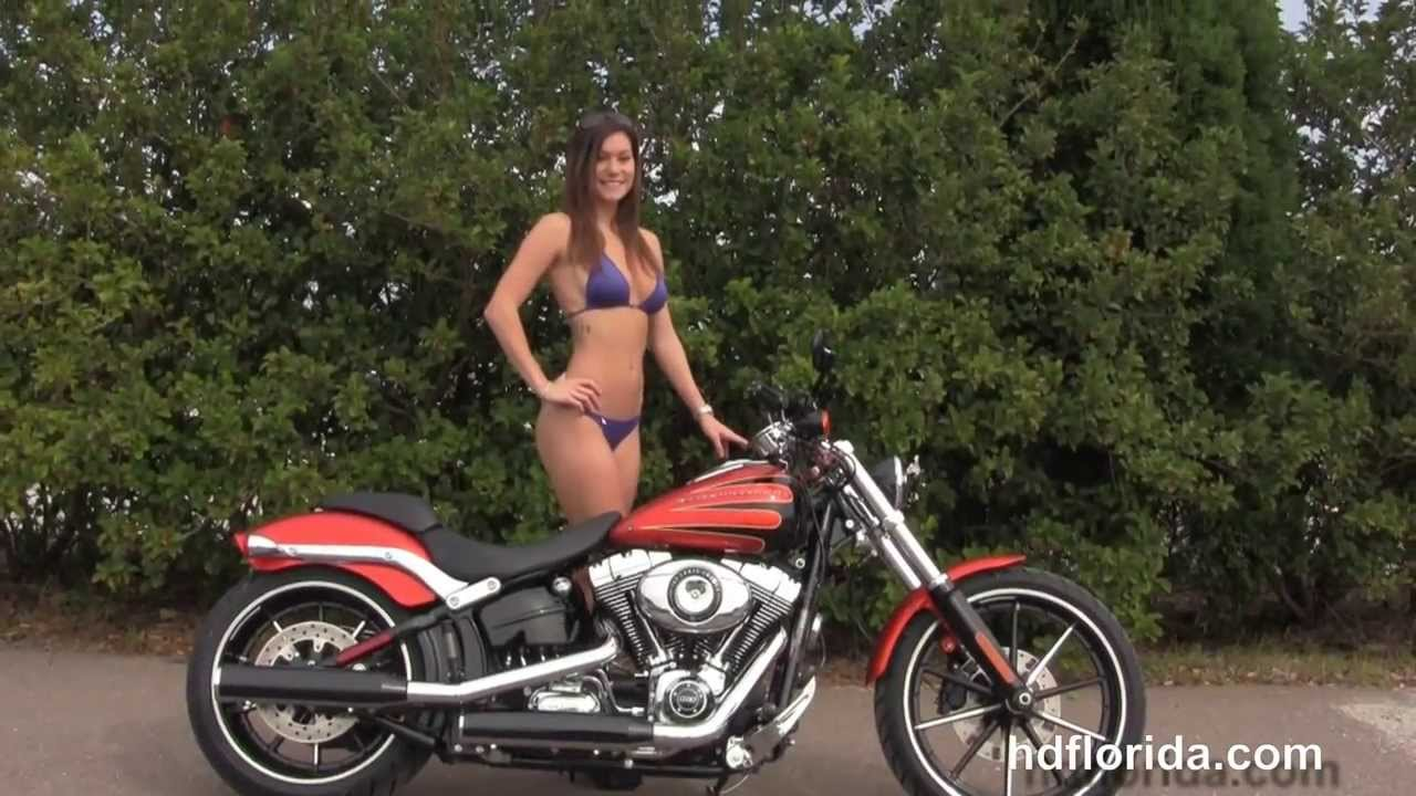 new 2014 harley davidson softail breakout motorcycle for sale