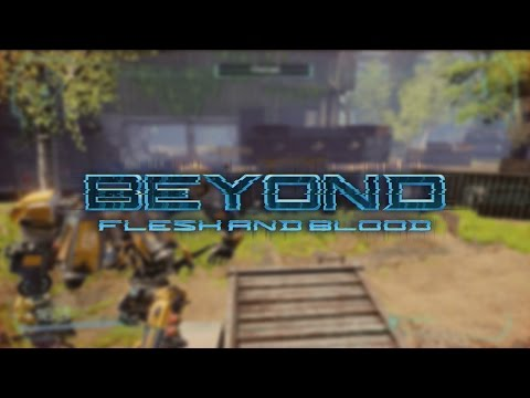 Beyond Flesh and Blood - New Gameplay Trailer - PC, Console - Partnered with Sold Out UK