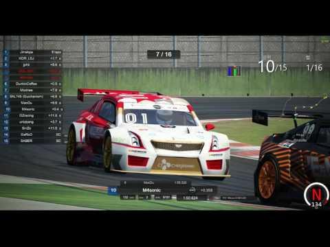 2016 CJ Korea Express Superrace Virtual Championship S2 R05 Imola