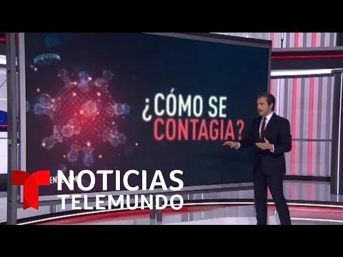 Se Da A Conocer Nueva Información Sobre El Coronavirus | Noticias Telemundo