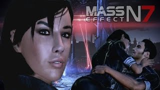 Mass Effect Trilogy FemShep Tribute (: and crew bids farewell