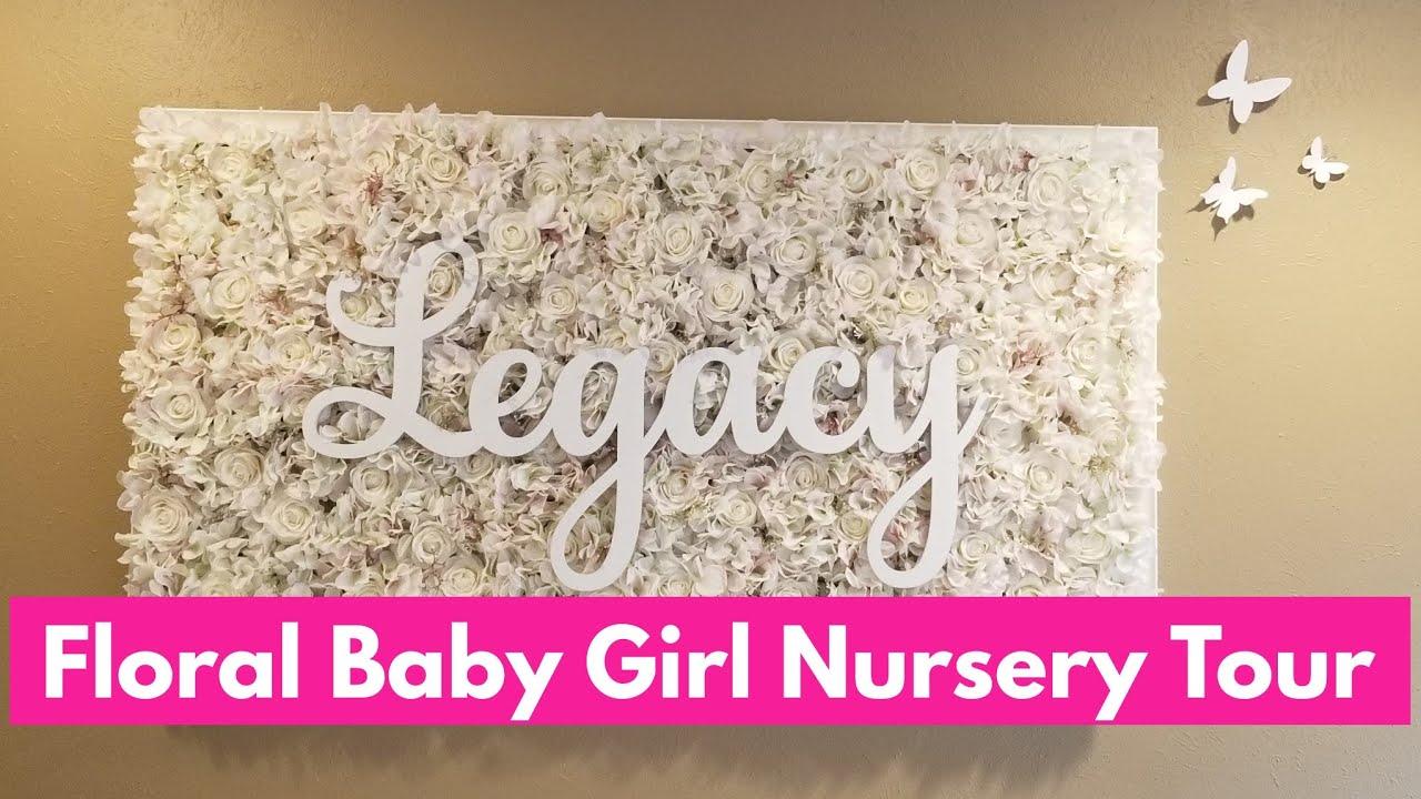 Baby Nursery Tour Phillips Fam