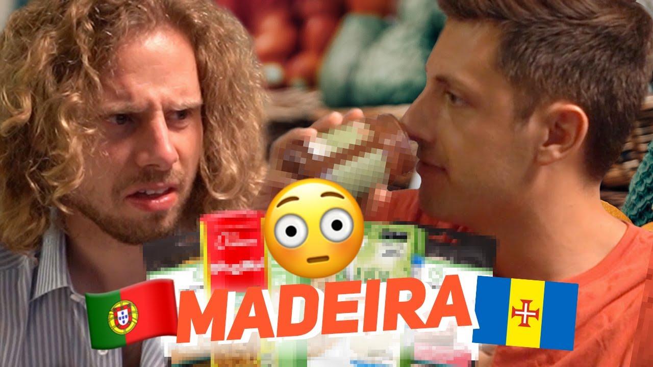 Wir testen vegane Ekel-Produkte Produkte auf Madeira