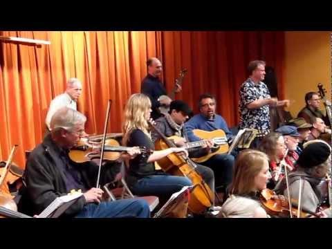 "Greg Frock & ""The Fabulous Glen Echo Open Band"" ● Glen Echo, MD Contradance ● 2012-01-13"