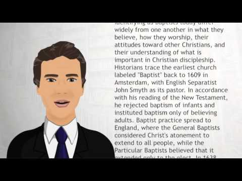 Baptists - Wiki Videos
