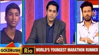 Budhia Singh & Manoj Bajpayee Speak Exclusively to Times Now