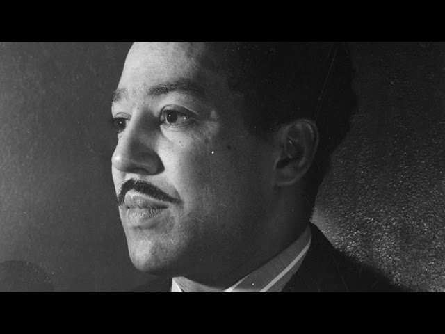 Langston Hughes | Speaking at UCLA 2/16/1967