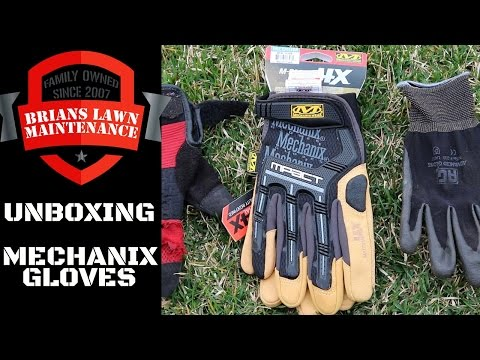 Unboxing - Mechanix Wear M-Pact Gloves Review