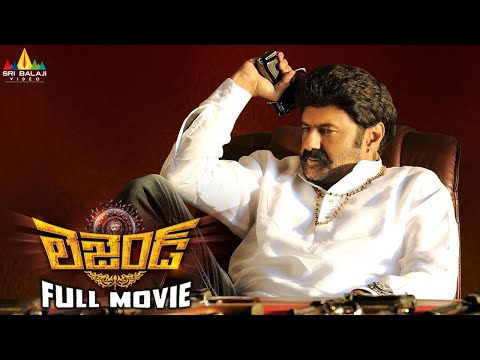 Legend Latest Telugu Full Movie | Balakrishna, Radhika Apte, Jagapathi Babu @SriBalajiMovies
