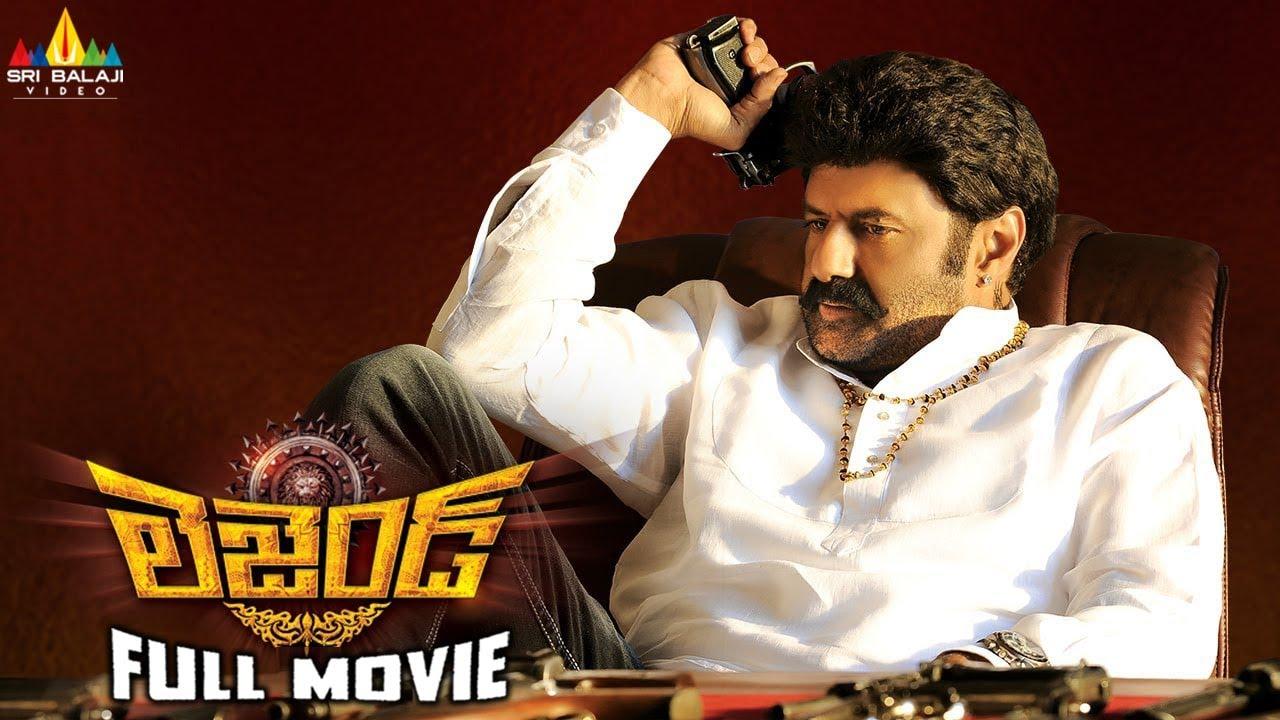 Download Legend Latest Telugu Full Movie   Balakrishna, Radhika Apte, Jagapathi Babu @SriBalajiMovies