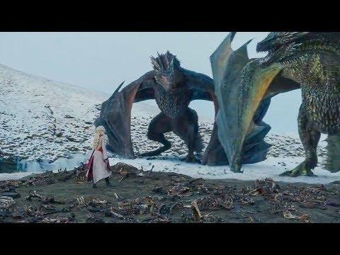 Ghosts - Daenerys X Rhaegal X Viserion X Drogon