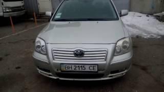 Toyota Avensis 200000 грн в рассрочку 5 293 грнмес  Одесса ID авто 274762