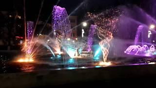Это надо видеть:невероятное зрелище от поющего фонтана