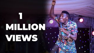 AKPORORO PERFORMING LIVE @ PSALM126 LIVE WITH FREEMOUTH  SEASON 4 THE UNEXPECTED.