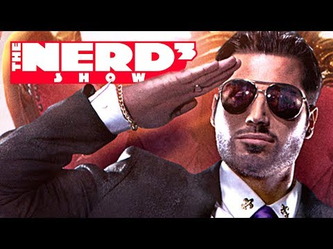 The Nerd³ Show - 17/08/19 - Saints Row 5 Announced... Boringly