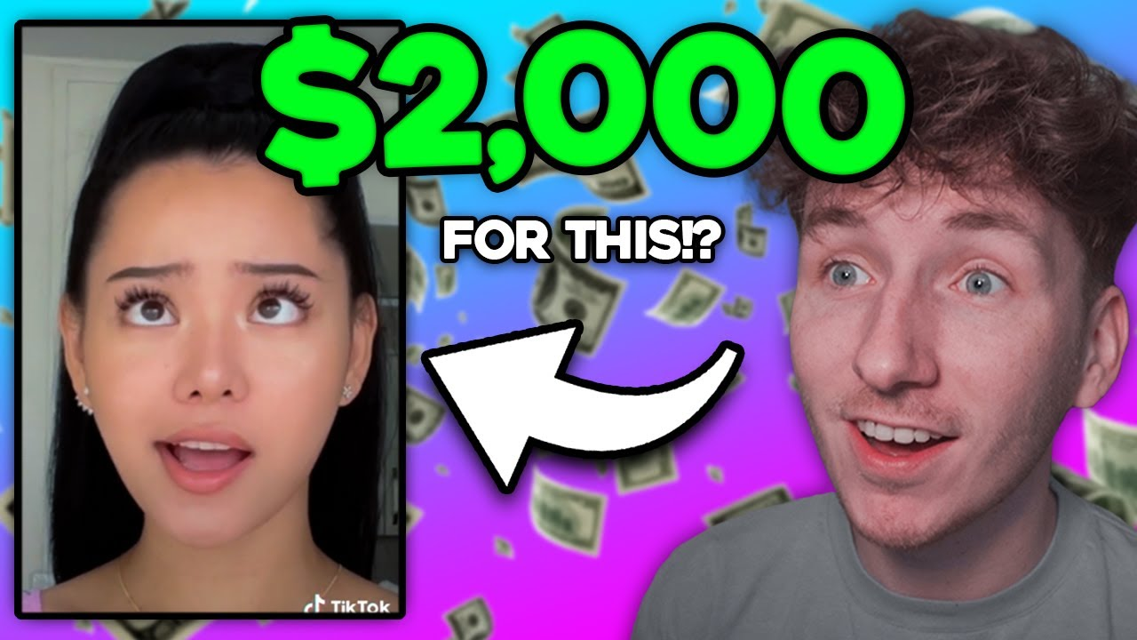 I Paid Tik Tok Stars $2000 to Make My SONG VIRAL (this is what happened)