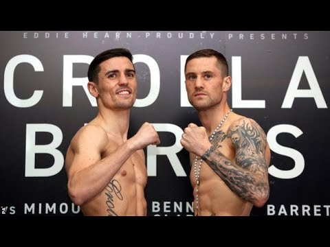 BATTLE OF BRITAIN! ANTHONY CROLLA AND RICKY BURNS MAKE WEIGHT FOR LIGHTWEIGHT CLASH!