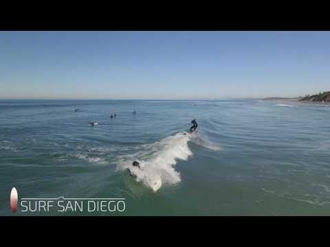Surf Local | San Diego | Del Mar | Surfing 11th Street | 10.22.16