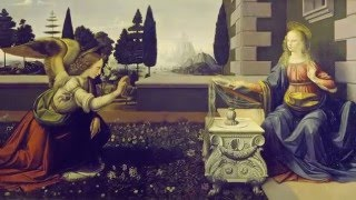 4 Leonardo da Vinci: The Annunciation in the Early Italian Renaissance