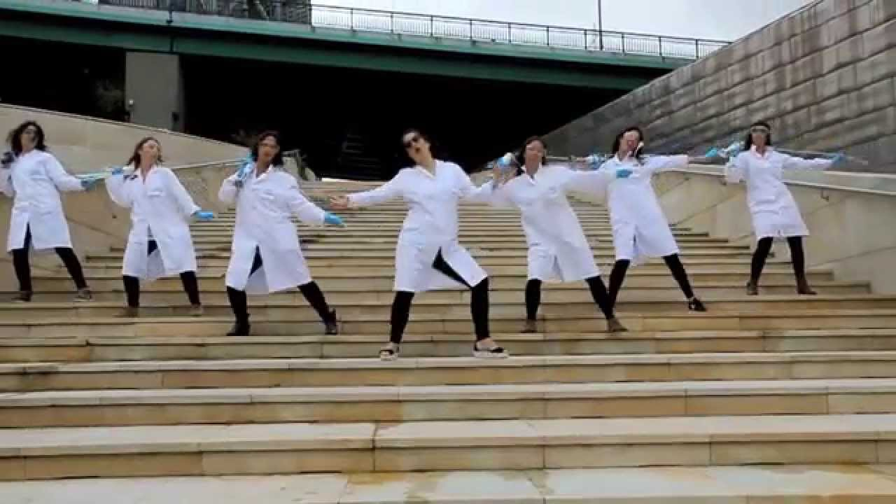 Dance your dissertation