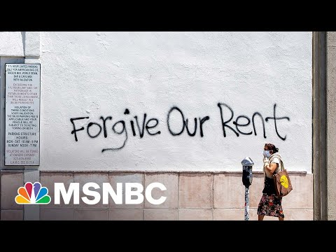 Judge Strikes Down National Moratorium On Evictions   MTP Daily   MSNBC