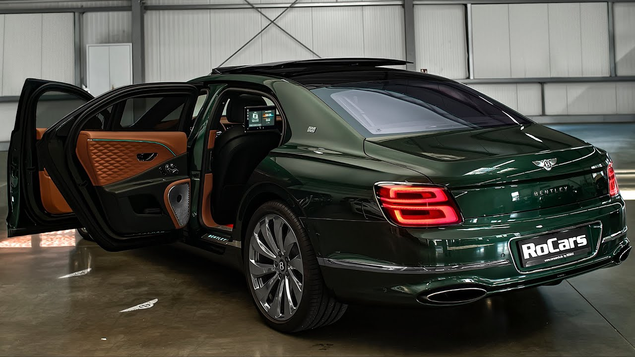 Bentley Flying Spur 2020 W12 Luxury Ship In Detail Youtube