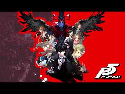 Persona 5 OST 20 - Tokyo Emergency