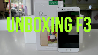 OPPO F3 Gold Unboxing, Review & Initial Impressions (Indian Unit) 2017 : Build, Software features