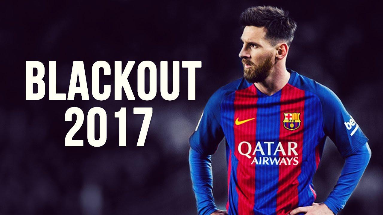 Lionel Messi - Blackout   Skills & Goals   2016/2017 HD ...