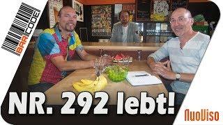 Nummer 292 lebt! #BarCode mit Martin Szwed, Robert Stein & Frank Höfer