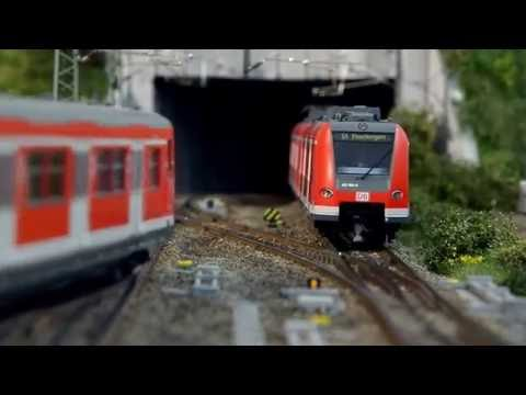 H0 Modellbahn -