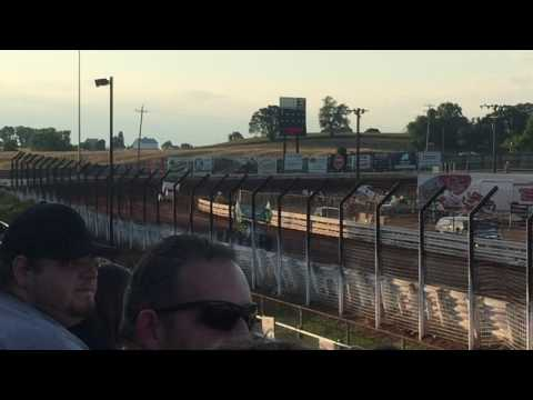 Williams Grove Speedway410 Sprint Car Hot Laps 6-9-17