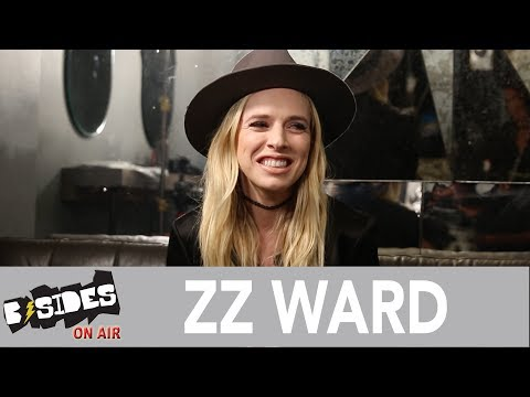 B-Sides On-Air: Interview - ZZ Ward Talks 'The Storm', Collaborations