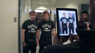 Ed Sheeran - Lego House (Behind The Scenes)