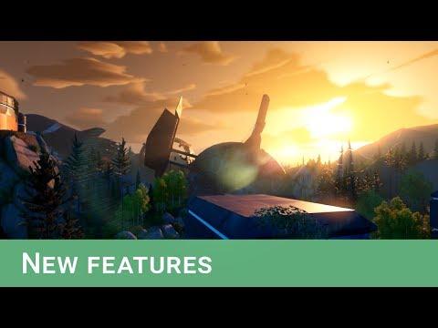Amazon Lumberyard - Starter Game
